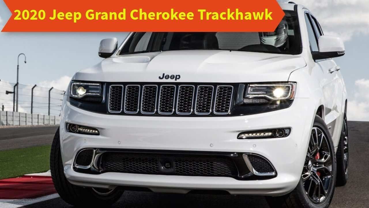 96 Best Review 2020 Jeep Grand Cherokee Interior Style by 2020 Jeep Grand Cherokee Interior