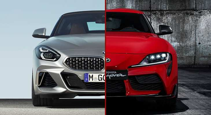96 Best Review 2020 Toyota Supra Vs Bmw Z4 Picture by 2020 Toyota Supra Vs Bmw Z4