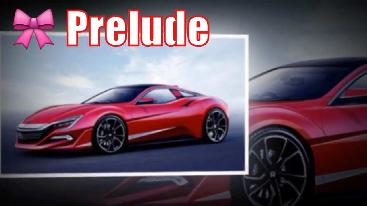 96 Best Review Honda Prelude 2020 Release with Honda Prelude 2020