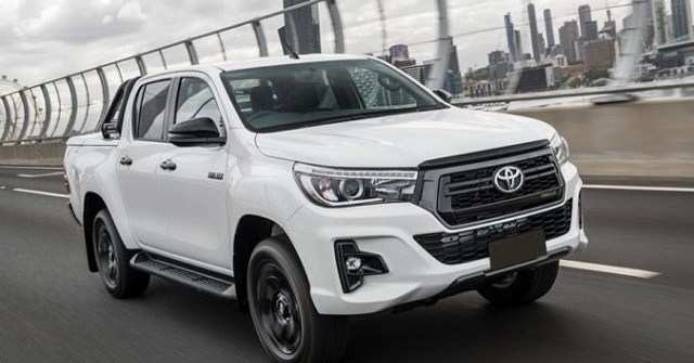 96 Best Review Toyota Hilux 2020 Usa Interior for Toyota Hilux 2020 Usa