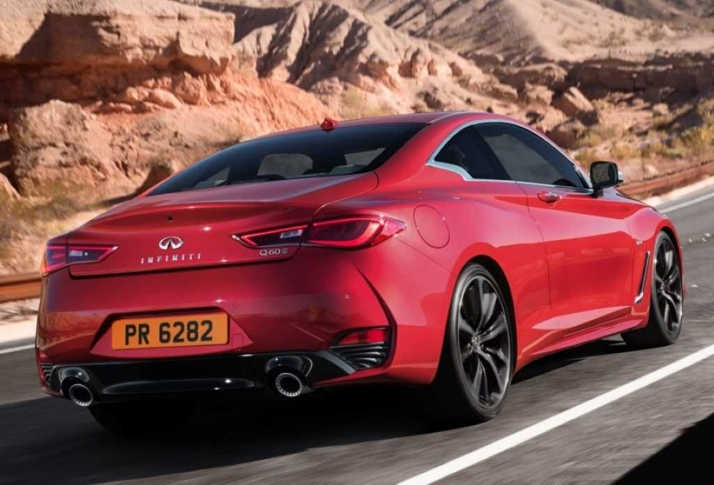 96 Concept of Infiniti Coupe 2020 Spesification for Infiniti Coupe 2020