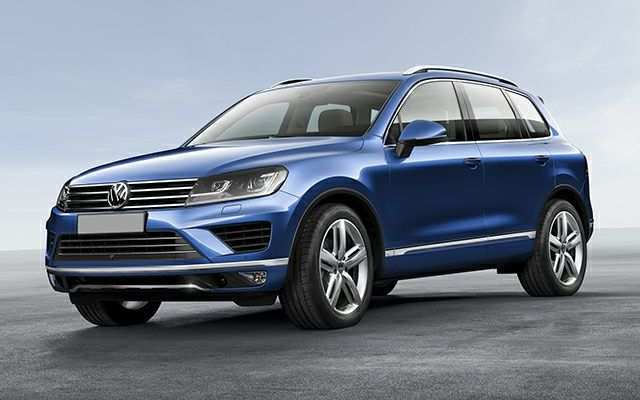 96 Concept of Volkswagen Touareg Hybrid 2020 Spesification for Volkswagen Touareg Hybrid 2020