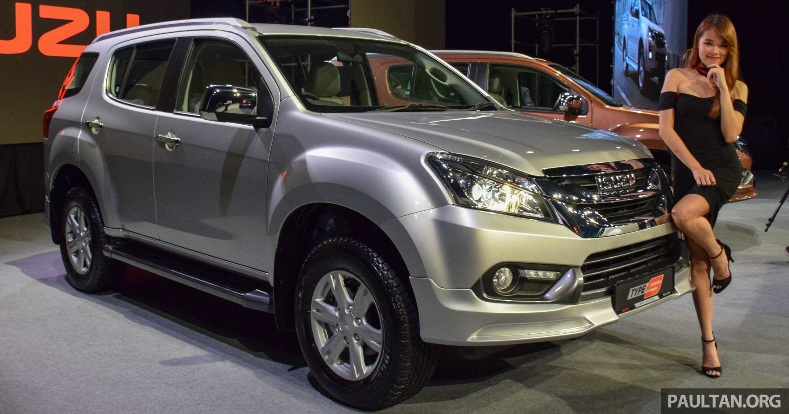 96 Gallery of 2020 Isuzu Mu X Pricing for 2020 Isuzu Mu X