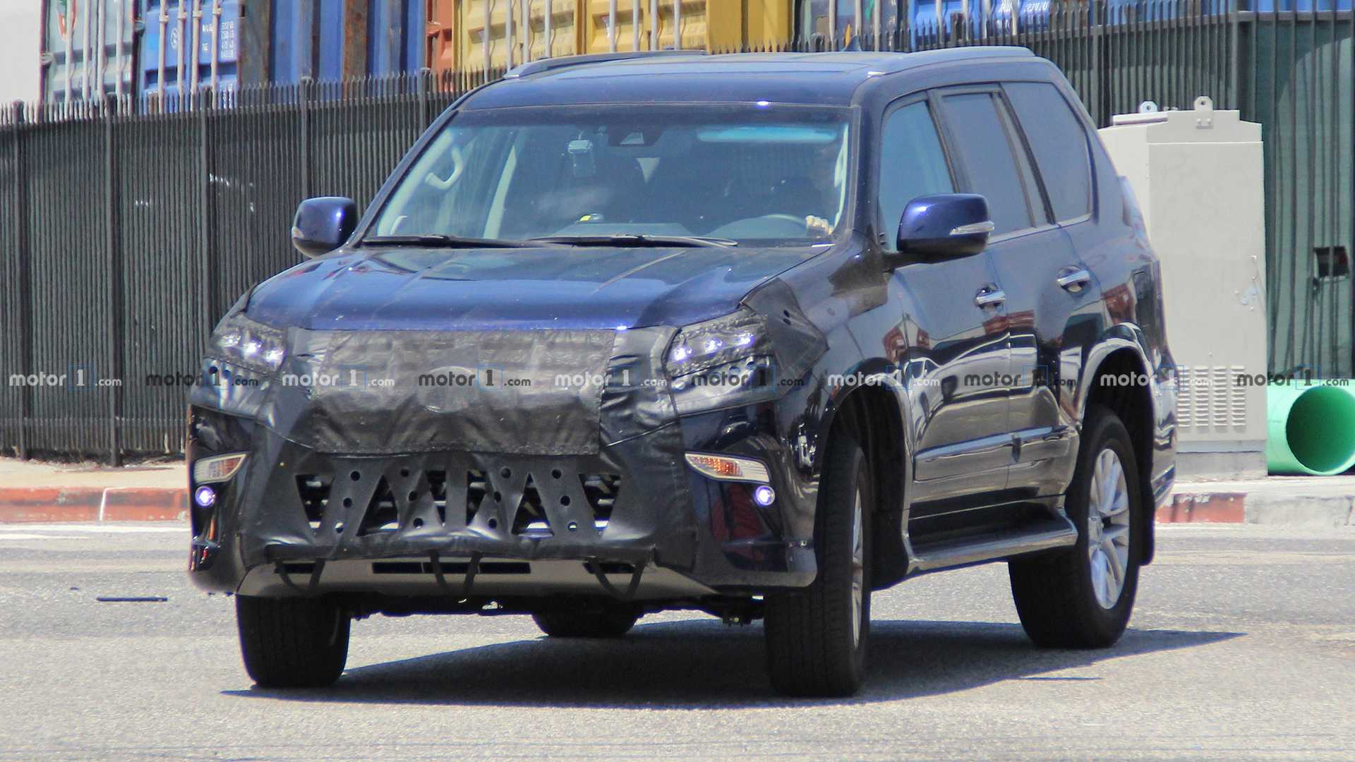 96 Gallery of 2020 Lexus Gx 460 Spy Photos Redesign for 2020 Lexus Gx 460 Spy Photos
