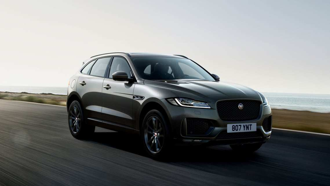 96 Gallery of Jaguar F Pace New Model 2020 Model for Jaguar F Pace New Model 2020