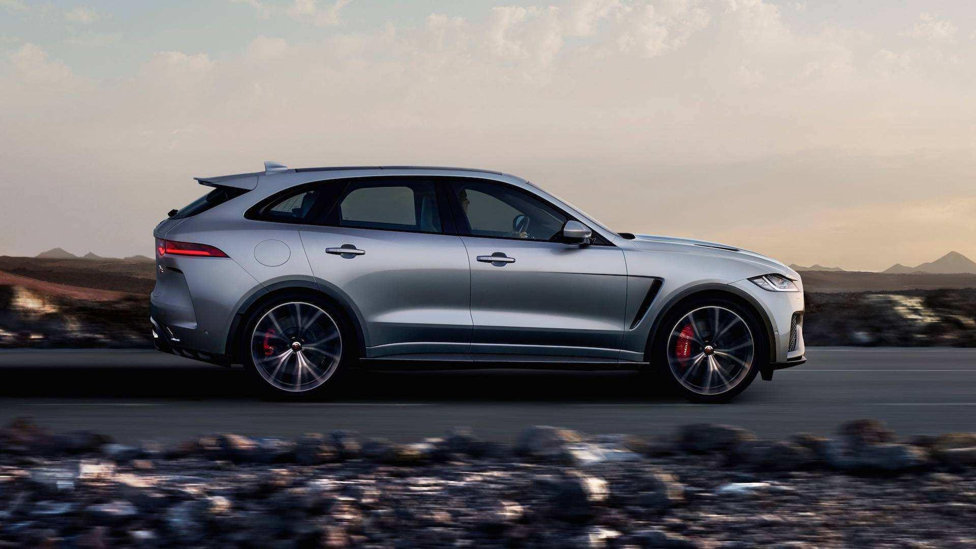 96 Gallery of New Jaguar F Pace 2020 Spy Shoot for New Jaguar F Pace 2020