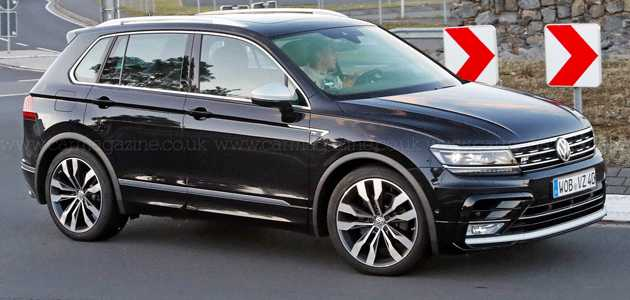 96 Gallery of Xe Volkswagen Tiguan 2020 Spy Shoot with Xe Volkswagen Tiguan 2020