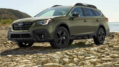 96 Great New Generation 2020 Subaru Outback Interior with New Generation 2020 Subaru Outback