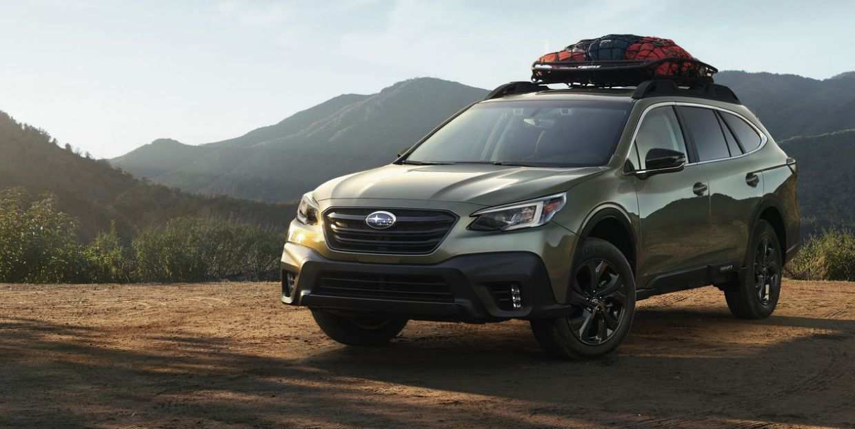 96 New 2020 Subaru Outback Photos Concept by 2020 Subaru Outback Photos