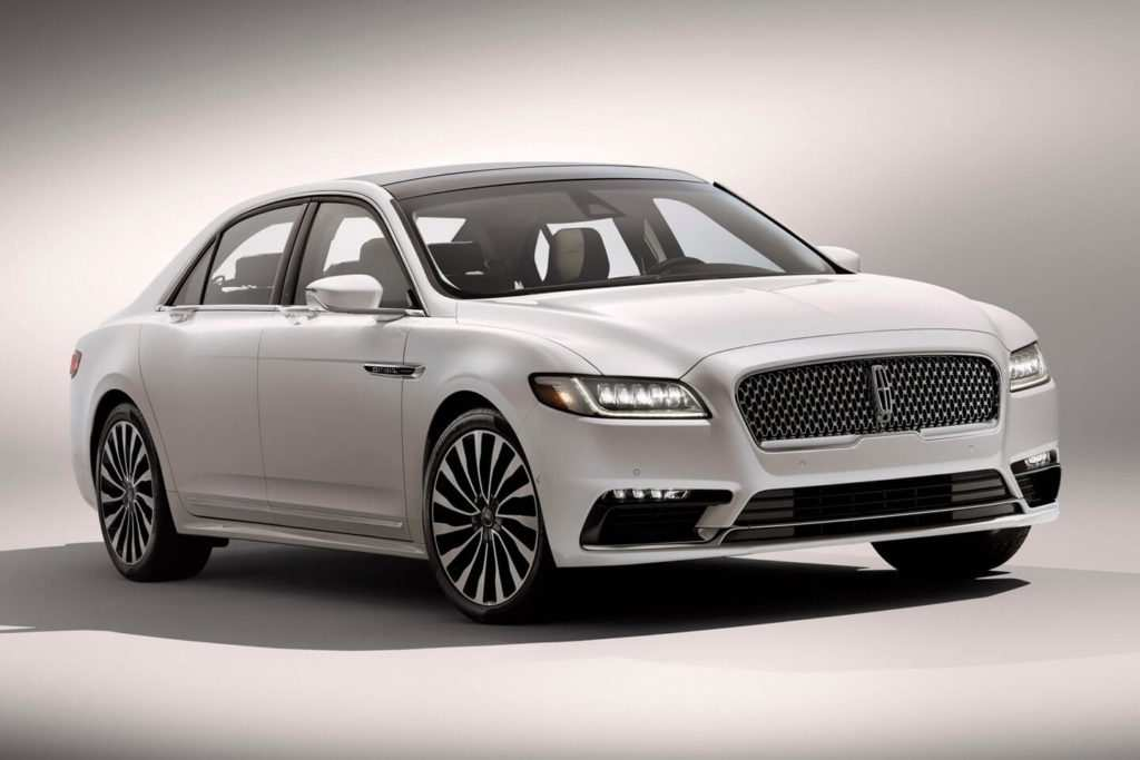 96 The 2019 Lincoln Town Car First Drive with 2019 Lincoln Town Car