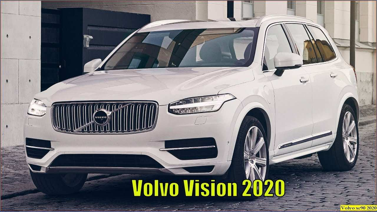 96 The When Is The 2020 Volvo Xc90 Coming Out History with When Is The 2020 Volvo Xc90 Coming Out