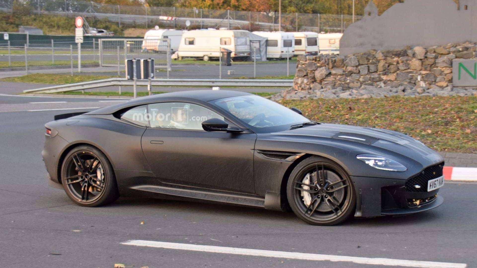 97 All New 2019 Aston Martin Vanquish Speed Test for 2019 Aston Martin Vanquish