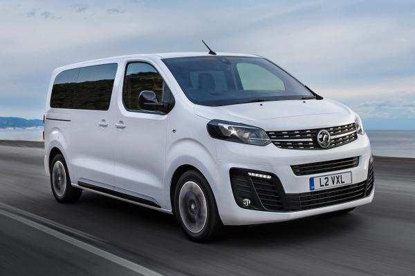 97 All New 2019 Opel Vivaro Concept with 2019 Opel Vivaro