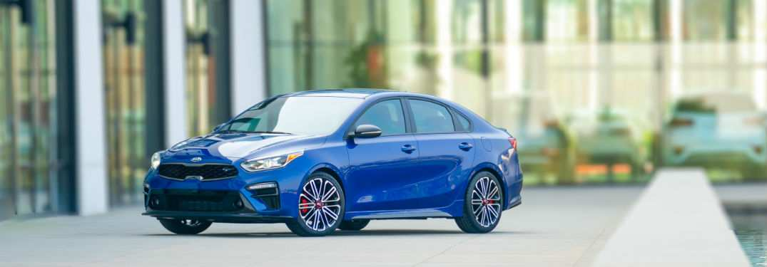 97 All New 2020 Kia Forte Gt Release Date by 2020 Kia Forte Gt