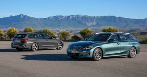 97 All New Bmw Wagon 2020 Redesign and Concept for Bmw Wagon 2020