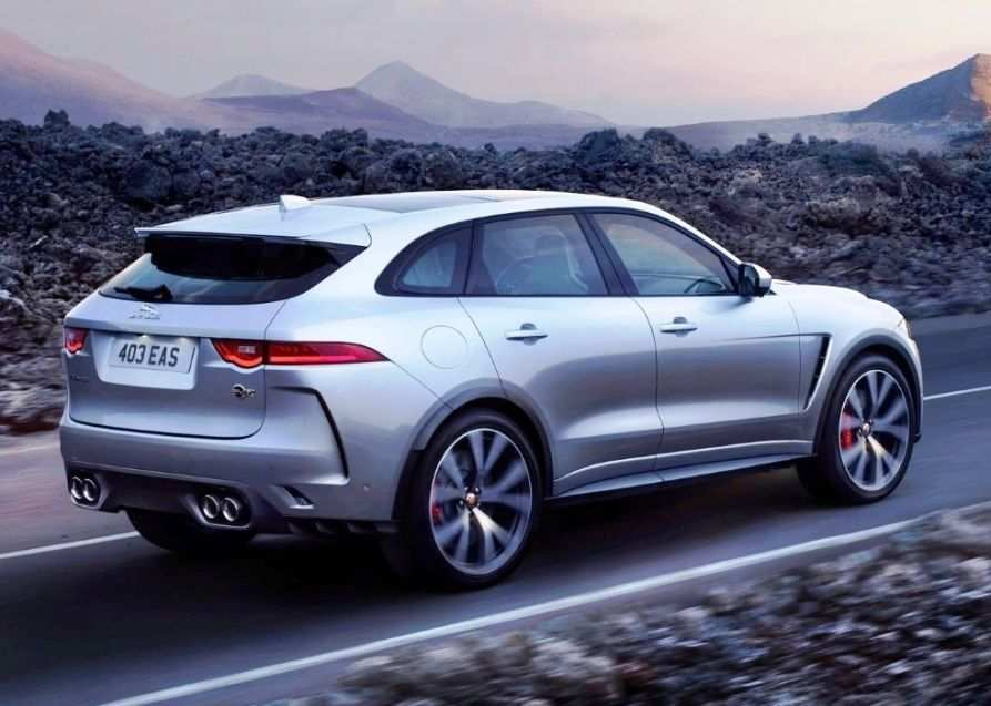 97 All New Jaguar F Pace New Model 2020 Price and Review by Jaguar F Pace New Model 2020