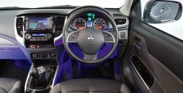 97 All New L200 Mitsubishi 2020 Interior First Drive By L200