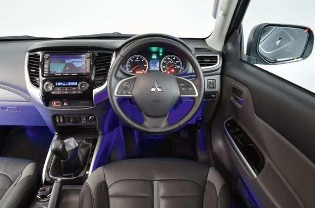 97 All New L200 Mitsubishi 2020 Interior First Drive by L200 Mitsubishi 2020 Interior