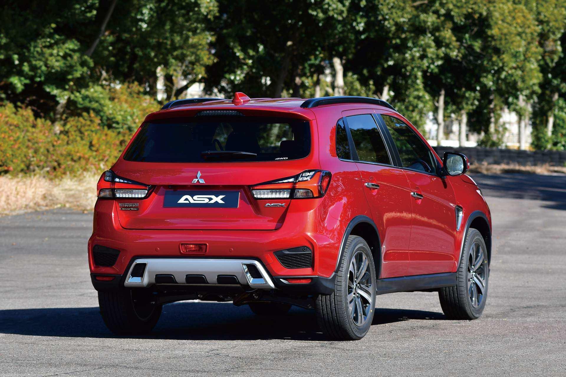 97 All New Mitsubishi Asx 2020 Dane Techniczne Exterior and Interior by Mitsubishi Asx 2020 Dane Techniczne