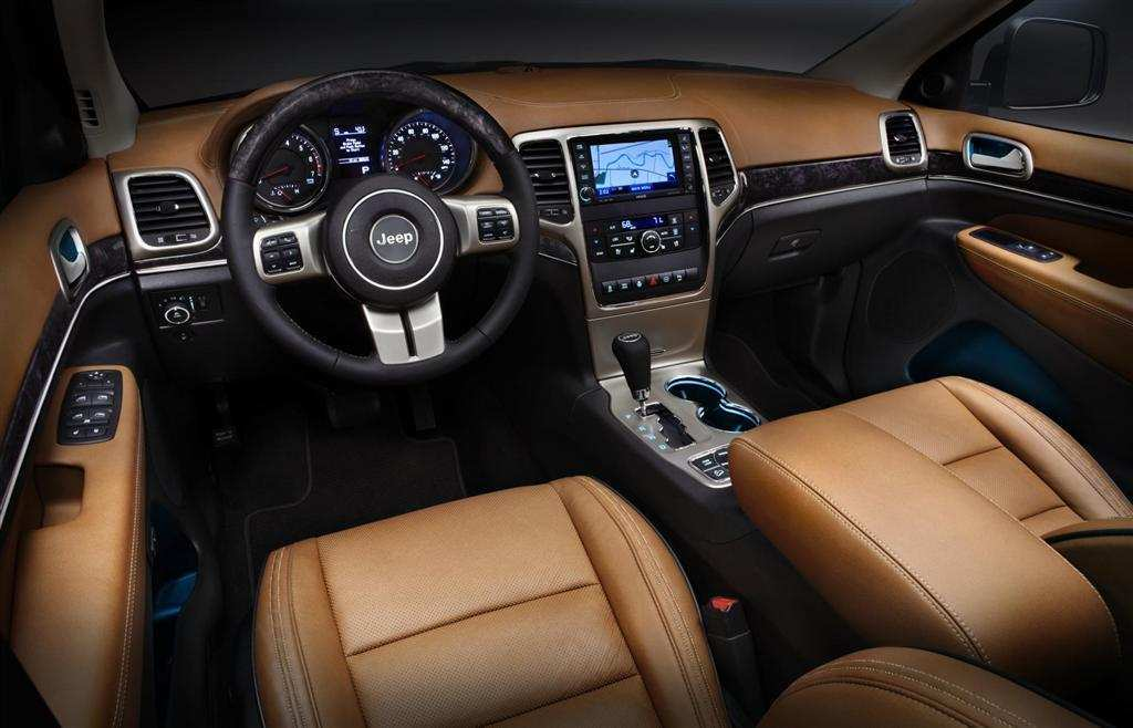 97 Best Review 2020 Jeep Grand Wagoneer Interior Interior for 2020 Jeep Grand Wagoneer Interior