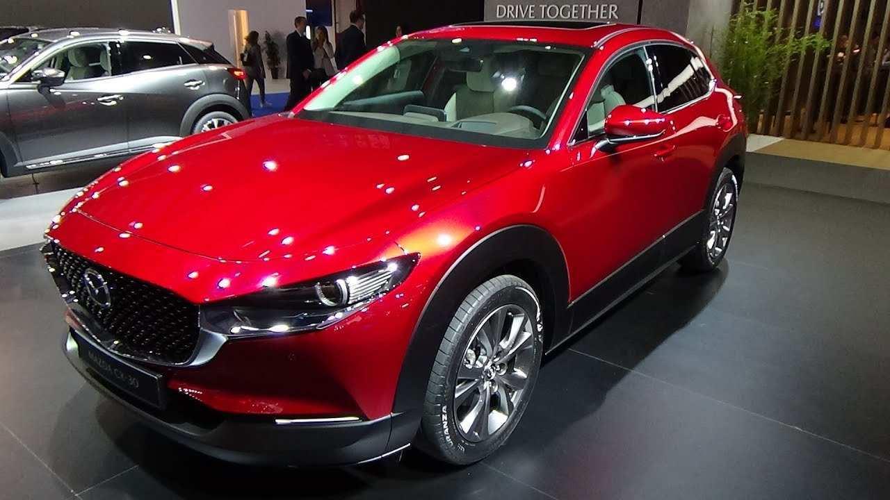 97 Best Review 2020 Mazda X30 Speed Test by 2020 Mazda X30