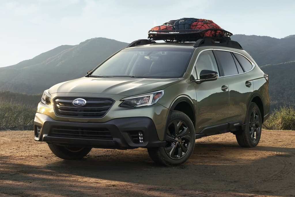97 Concept of Subaru Outback 2020 New York Configurations by Subaru Outback 2020 New York