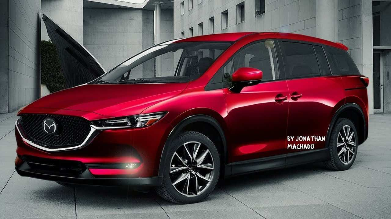 97 Gallery of Mazda Minivan 2020 Spesification with Mazda Minivan 2020