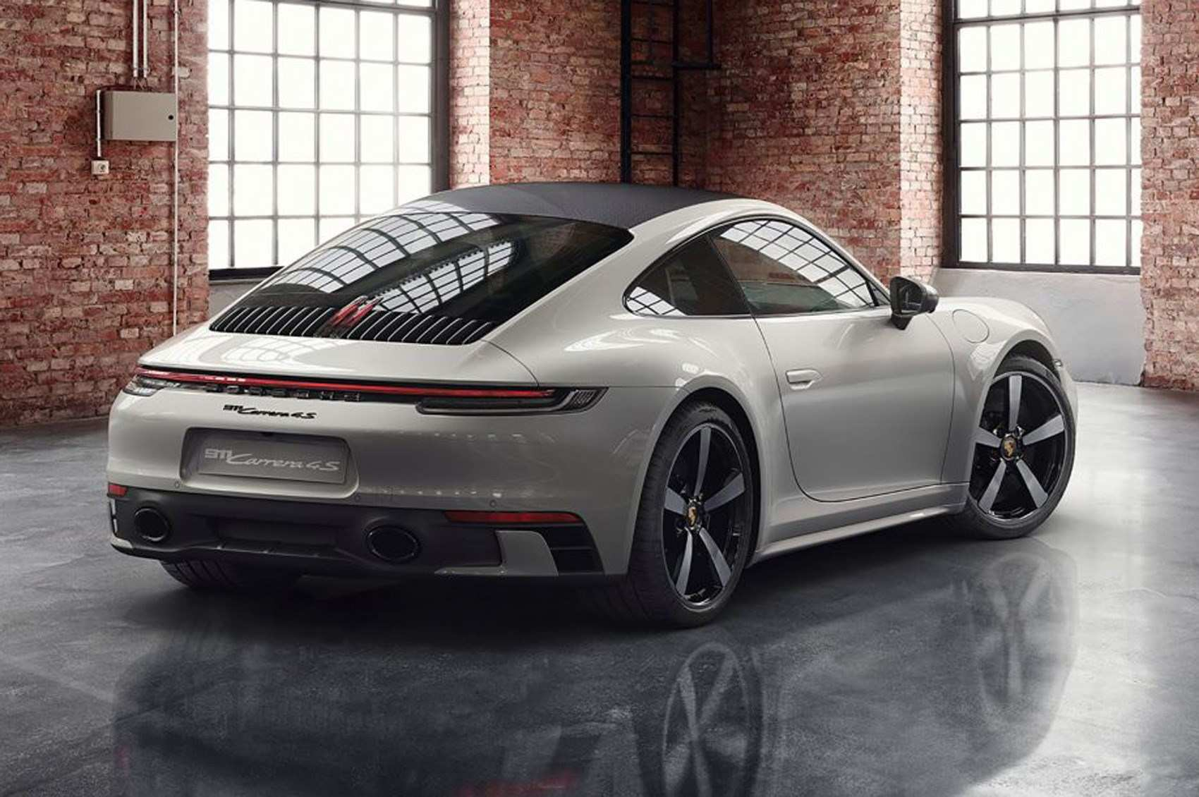 97 Great 2019 Porsche 911 Redesign by 2019 Porsche 911