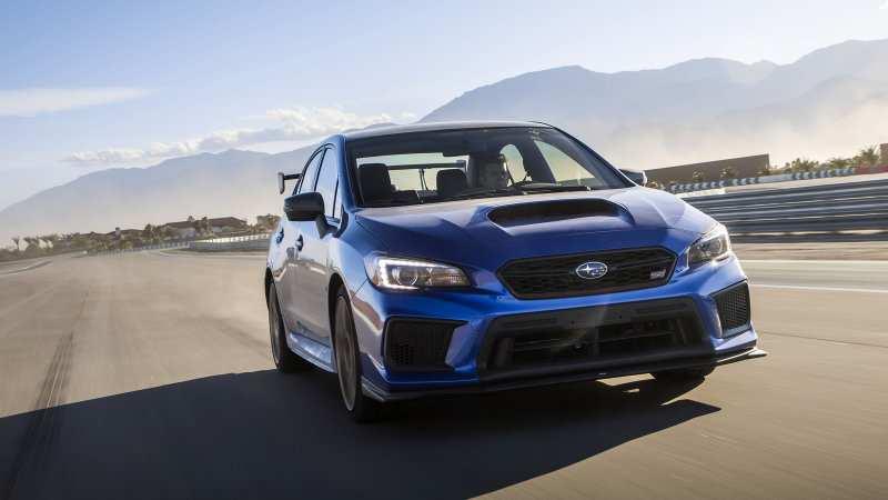 97 New 2019 Subaru Brz Sti Release with 2019 Subaru Brz Sti