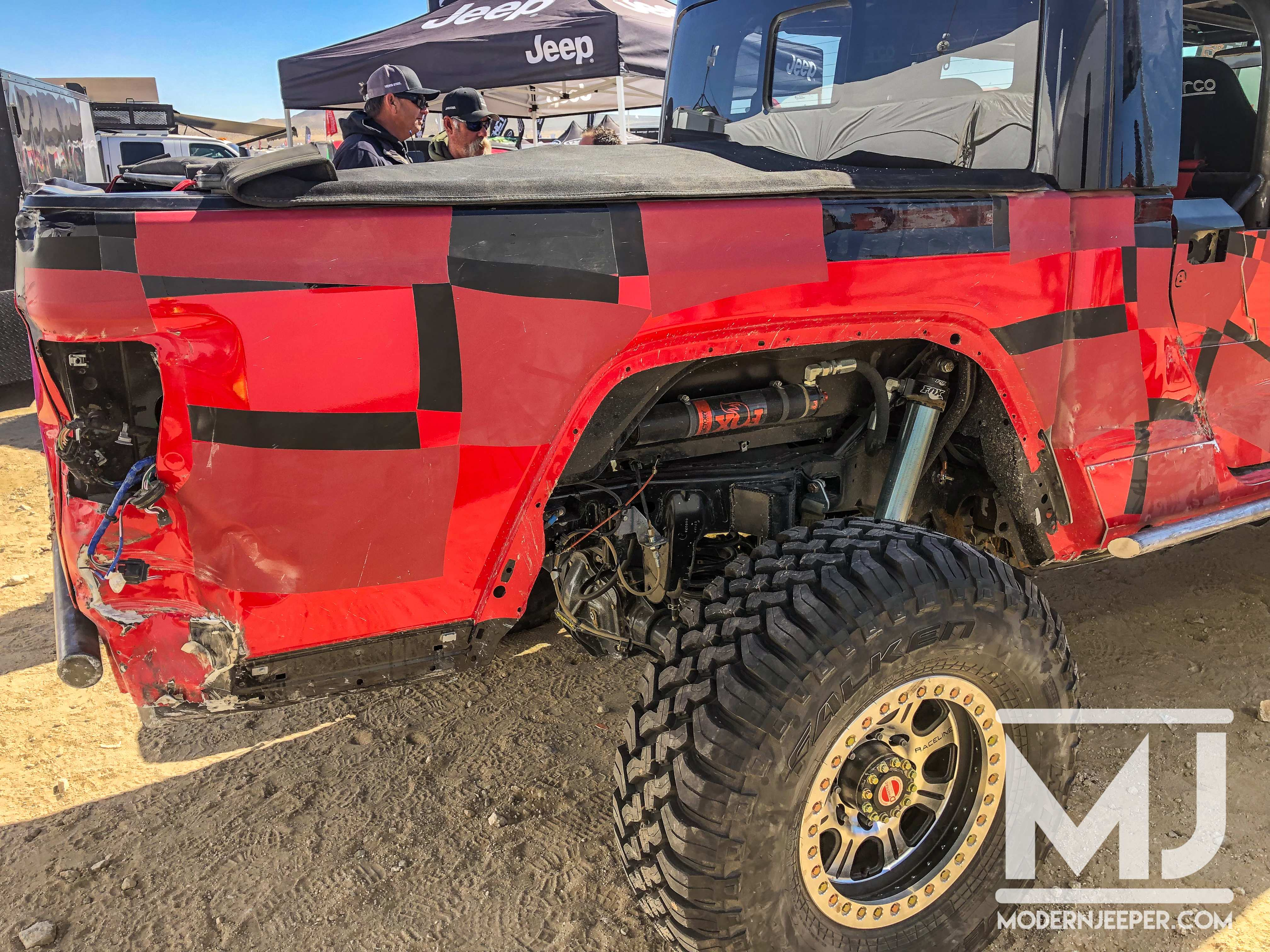 97 New 2020 Jeep Gladiator King Of The Hammers Specs and Review by 2020 Jeep Gladiator King Of The Hammers