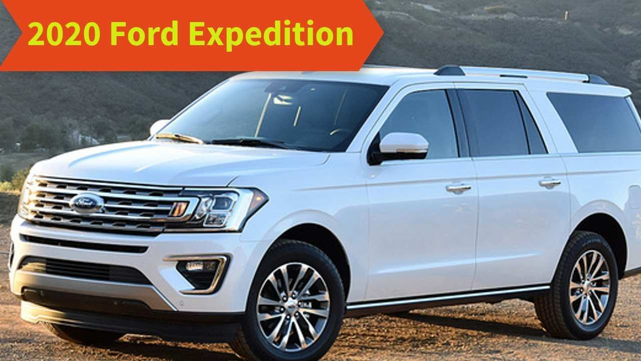 97 The 2020 Ford Expedition Xlt History with 2020 Ford Expedition Xlt