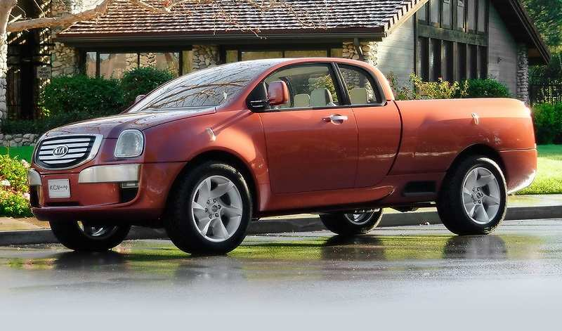 97 The Kia Pickup 2020 Spesification for Kia Pickup 2020