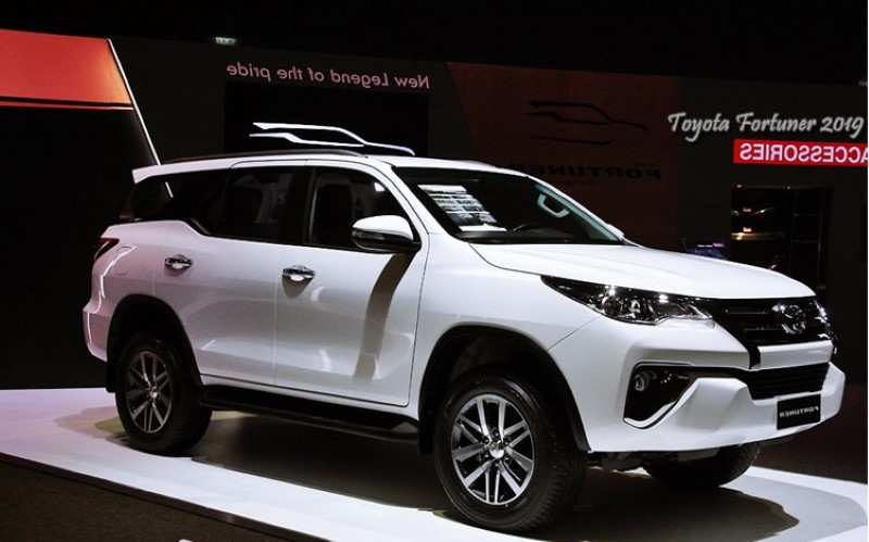 97 The Toyota New Fortuner 2020 Pricing by Toyota New Fortuner 2020