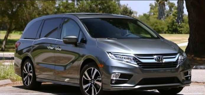 98 All New Honda Odyssey Type R 2020 New Concept with Honda Odyssey Type R 2020