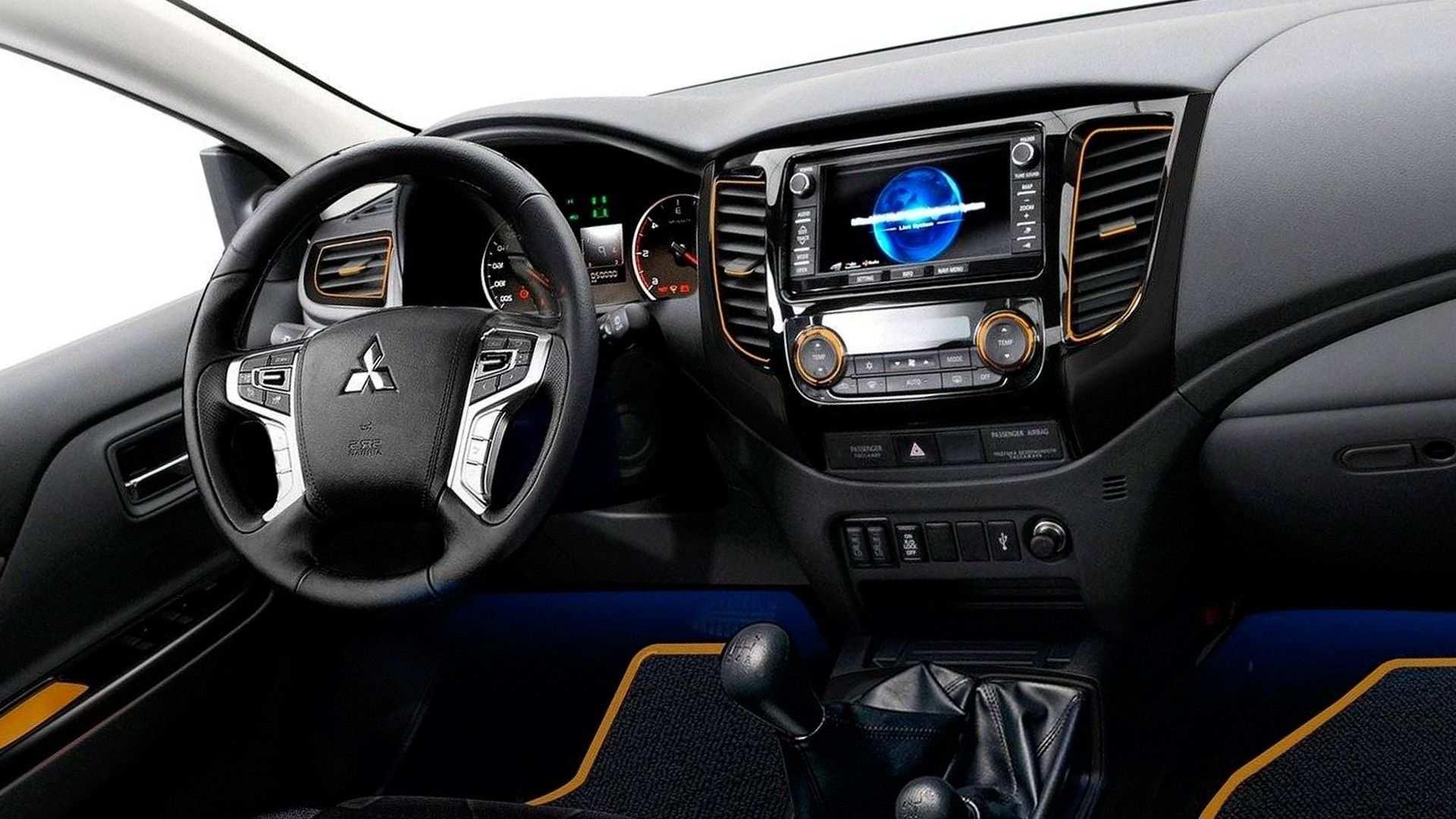 98 All New L200 Mitsubishi 2020 Interior Redesign for L200 Mitsubishi 2020 Interior