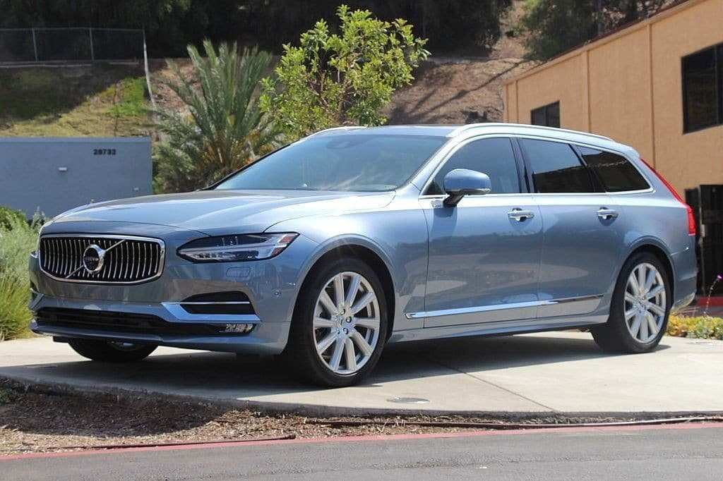 98 All New Volvo Mission 2020 Price for Volvo Mission 2020