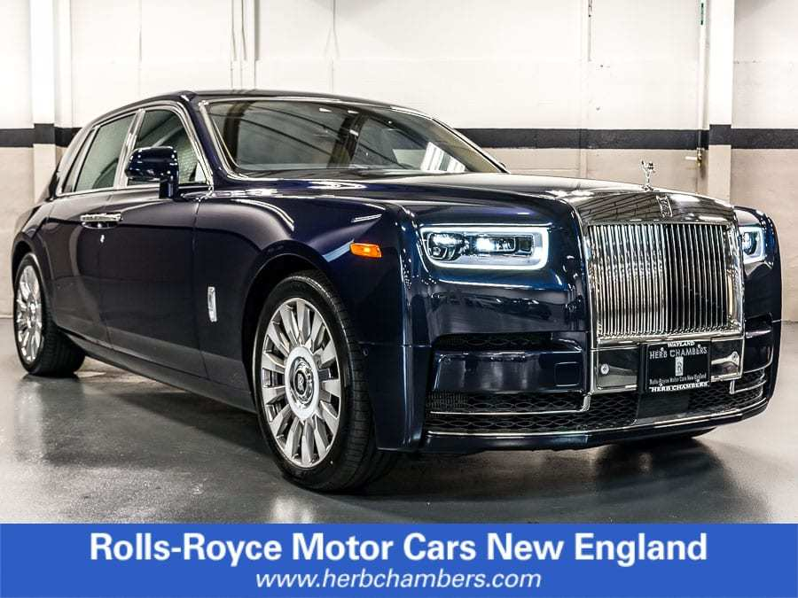 98 Best Review 2019 Rolls Royce Wraith Concept with 2019 Rolls Royce Wraith