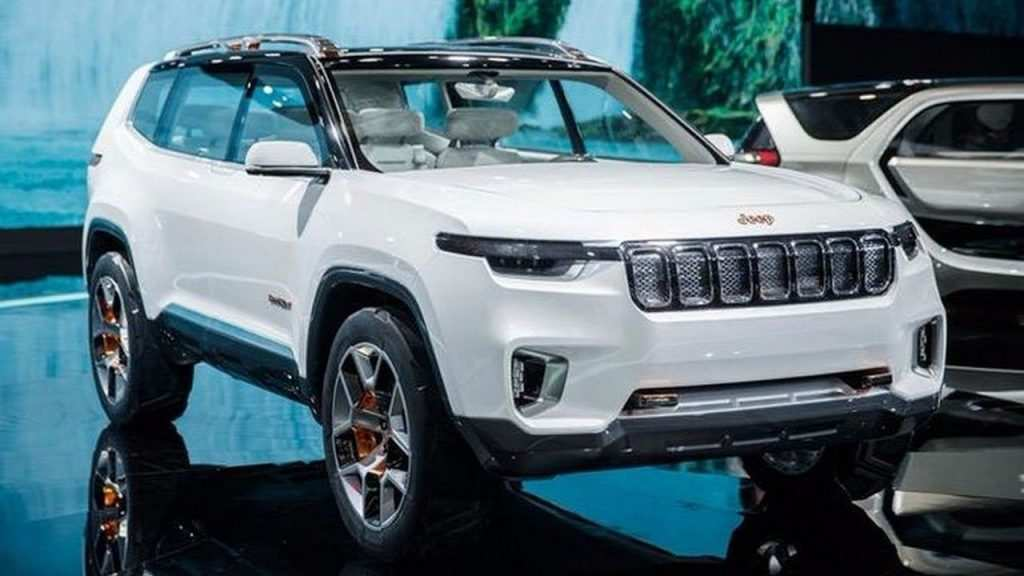 98 Best Review 2020 Jeep Grand Wagoneer Interior Configurations with 2020 Jeep Grand Wagoneer Interior