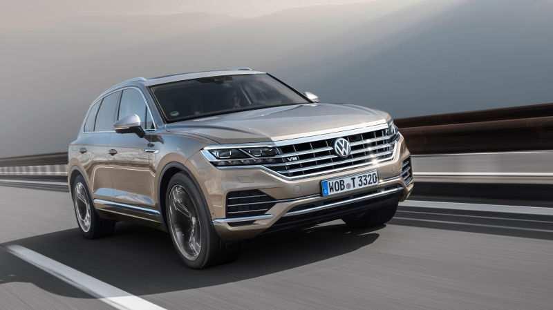 98 Best Review Volkswagen Touareg Hybrid 2020 New Concept with Volkswagen Touareg Hybrid 2020
