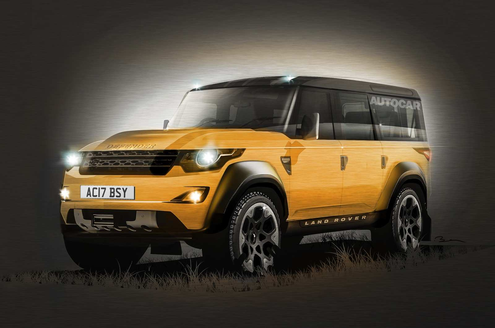 98 Concept of 2019 Land Rover Defender Photos with 2019 Land Rover Defender