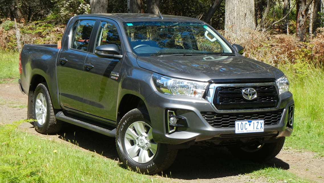 98 Concept of 2019 Toyota Hilux Price and Review for 2019 Toyota Hilux
