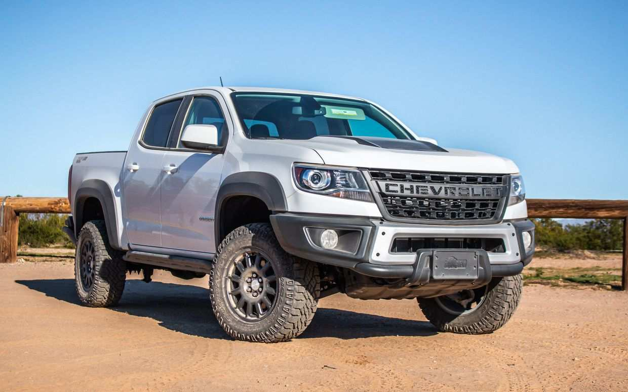 98 Concept of 2020 Chevrolet Colorado Updates Ratings by 2020 Chevrolet Colorado Updates