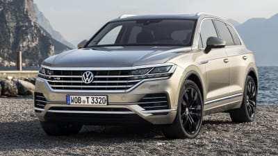 98 Concept of Volkswagen Touareg Hybrid 2020 Spy Shoot with Volkswagen Touareg Hybrid 2020