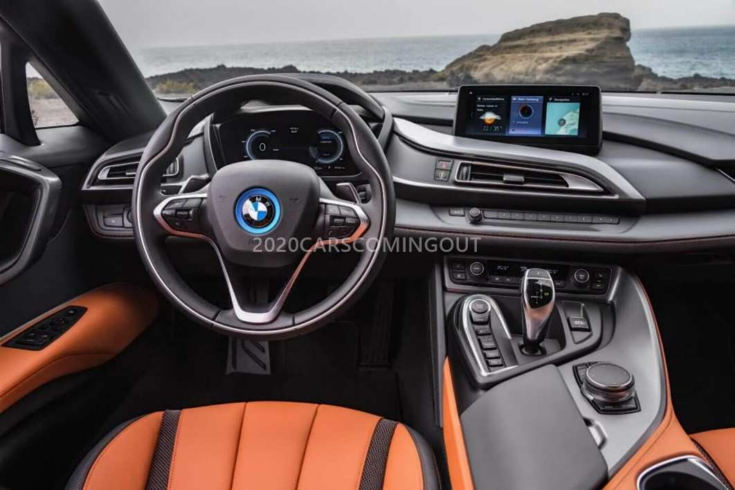 98 Gallery of Bmw I8 2020 Redesign by Bmw I8 2020