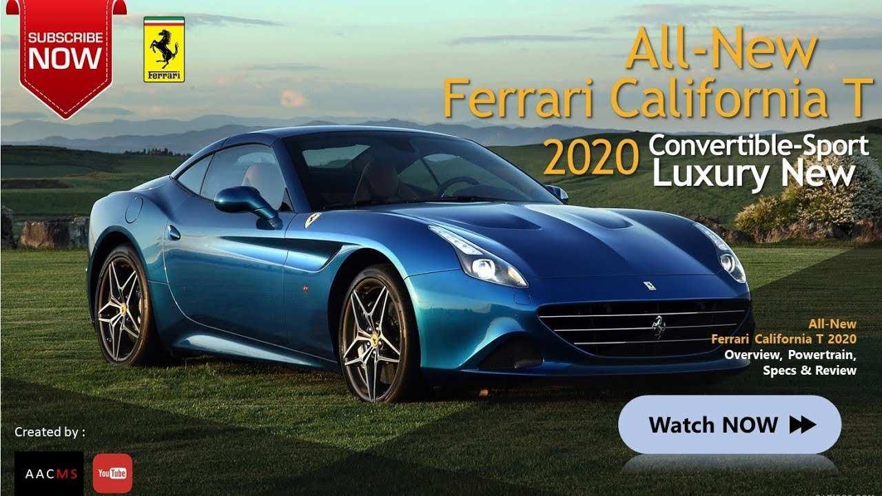 98 Gallery of Ferrari California T 2020 Exterior by Ferrari California T 2020