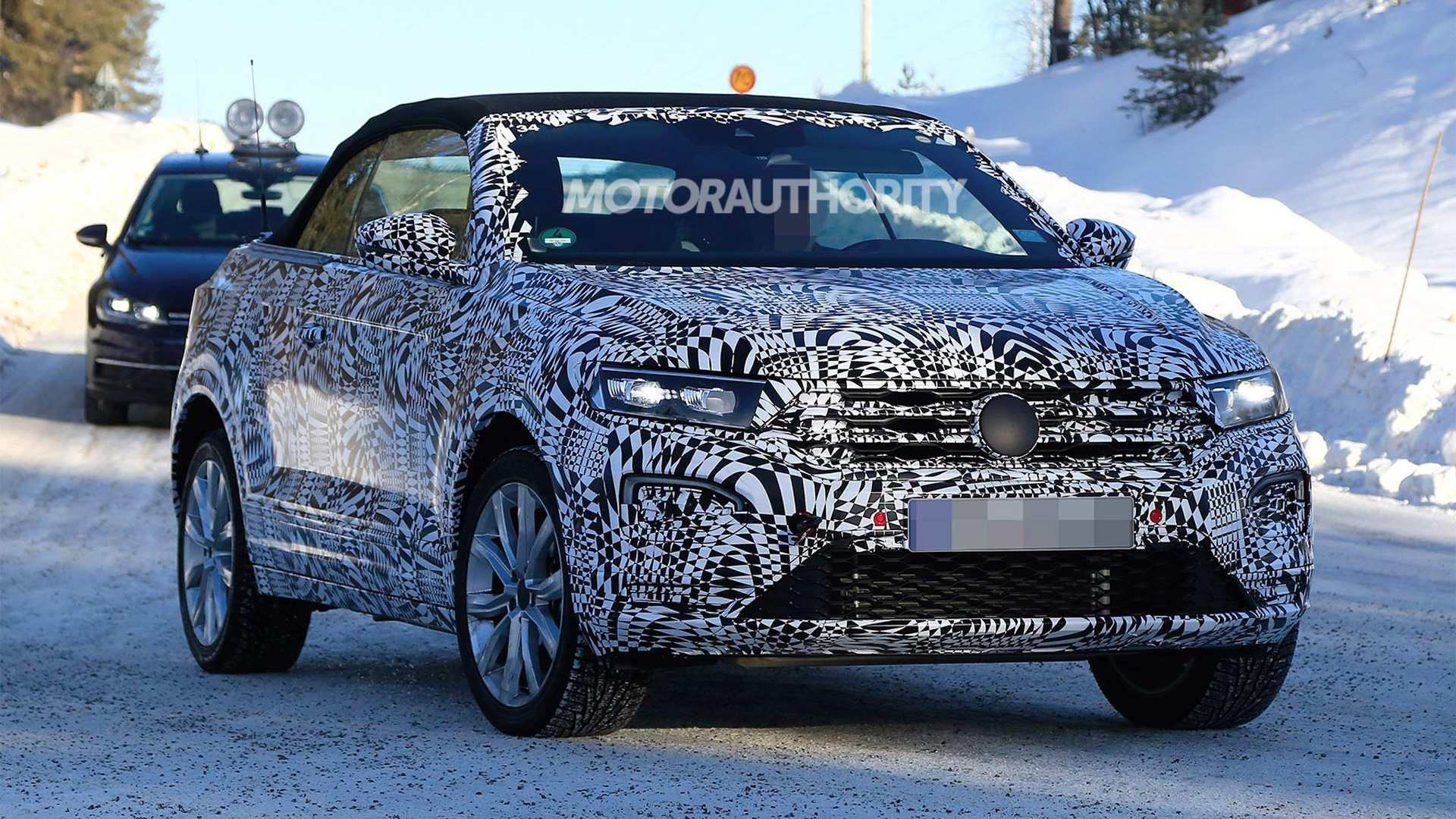 98 Gallery of Volkswagen Convertible 2020 Photos by Volkswagen Convertible 2020