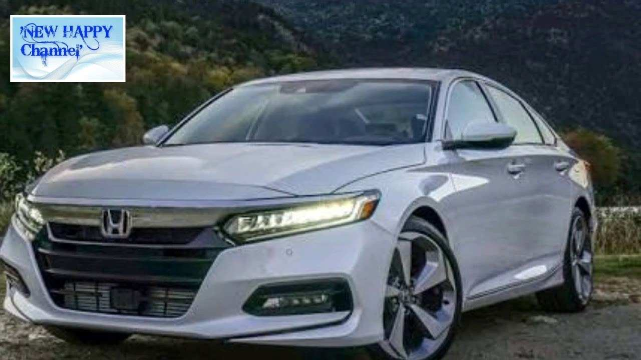 98 Great 2019 Honda Accord Coupe Sedan Spesification with 2019 Honda Accord Coupe Sedan