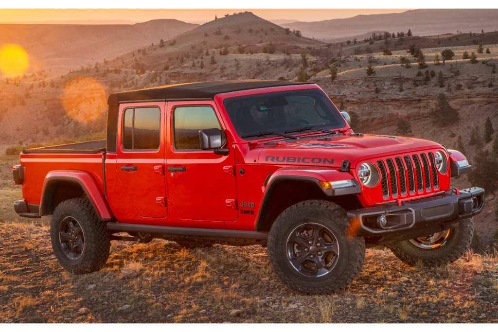 98 New 2020 Jeep Gladiator 2 Door Interior with 2020 Jeep Gladiator 2 Door