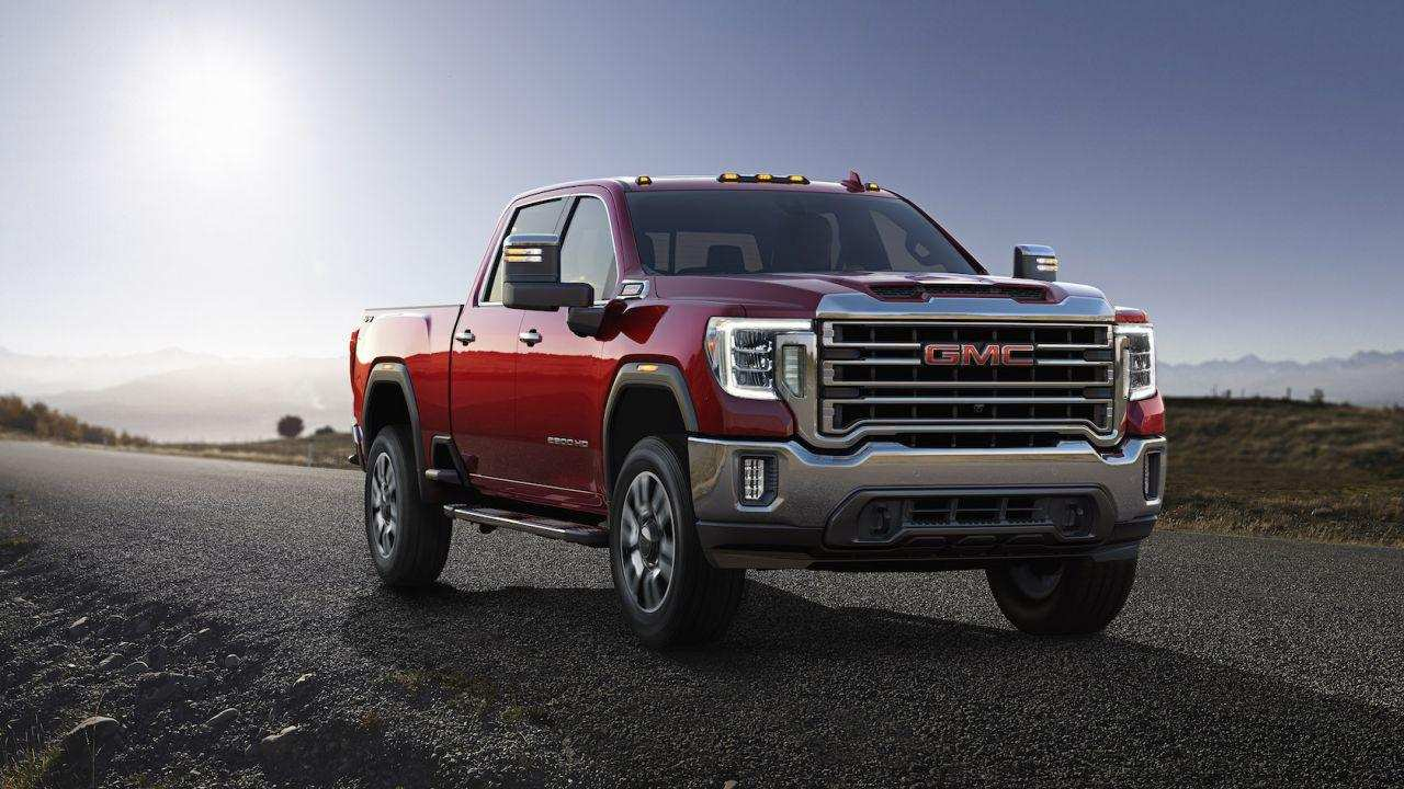 98 New Gmc Pickup 2020 Price with Gmc Pickup 2020