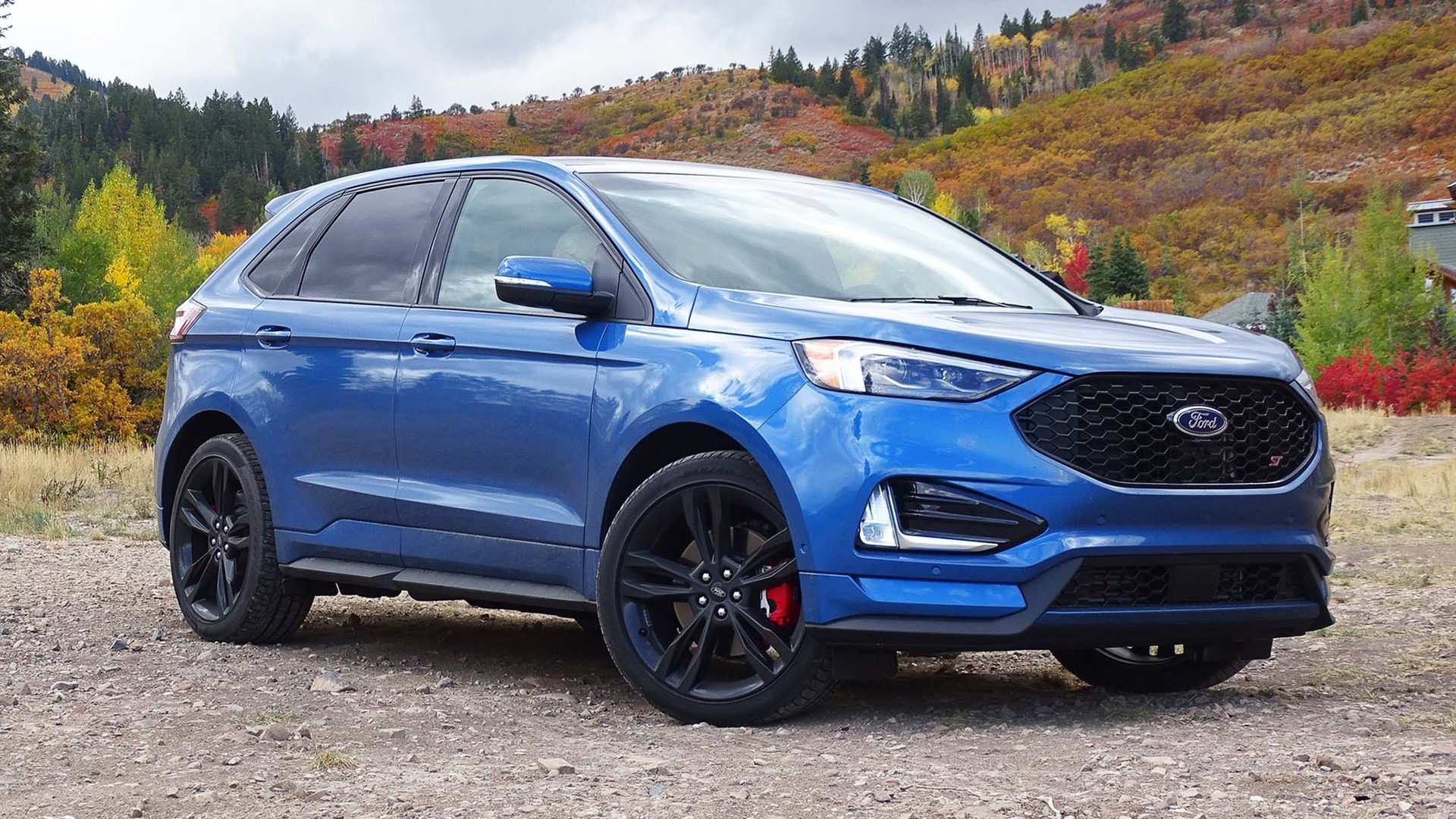 98 The 2019 Ford Edge Sport Spesification by 2019 Ford Edge Sport